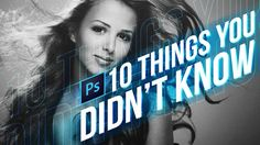 In this tutorial you will learn ten different features and tricks that you probably don't know. http://photoshoproadmap.com/10-things-you-never-knew-about-photoshop/?utm_campaign=coschedule&utm_source=pinterest&utm_medium=Photoshop%20Roadmap&utm_content=10%20Things%20You%20Never%20Knew%20About%20Photoshop