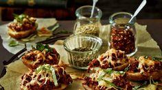 Pizzaperunat - K-ruoka