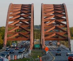 Twin Bridges, Albany, NY