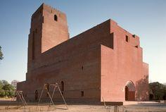 Massing: Garrison Church of Saint Martin, Delhi / Arthur Gordon Shoosmith
