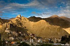 Ladakh top adventure tourist destination in India