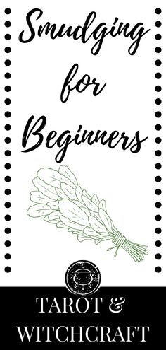 Smudging for Beginners. Here are some quick and easy ways to smoke cleanse your space. Smudging clears the energy field in your home. Witchcraft for beginners. Wicca For Beginners, Tarot Cards For Beginners, Witchcraft For Beginners, Banishing Spell, Smudging Prayer, Sage Smudging, Manifestation Meditation, Manifestation Journal