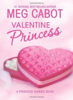 Valentine Princess (A Princess Diaries Book, Vol. 4-1/4) by Meg Cabot http://www.amazon.com/dp/0060847182/ref=cm_sw_r_pi_dp_F.P7tb16ZYHC5