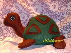 Krötella, die Filz-Schildkröte - creadoo.com