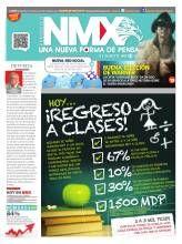 Periódico NMX - 20 de Agosto del 2012