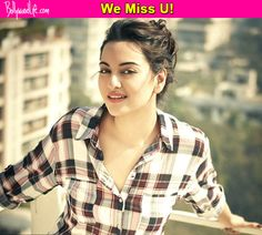 Hey Sonakshi Sinha, we're already missing you on television! #SonakshiSinha