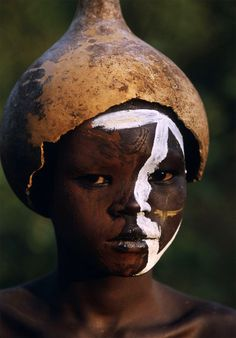 People of the Omo Valley. Ethiopia - ©Hans Silvester.