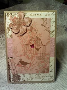 by franziska2010, via Flickr Can't tell if this is a card or ATC