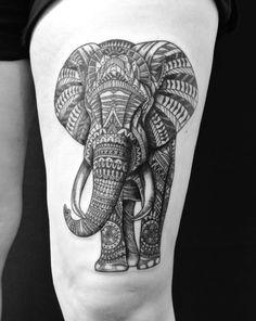 123 Best Elephant Tattoo Ideas Images In 2019 Tattoo Ideas