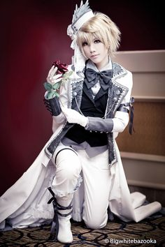 Oz Vessalius(Pandora Hearts) | Shiratori Lacoer - WorldCosplay