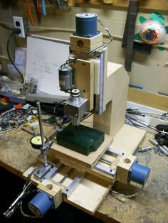 Picture of CNC conversion