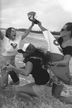 Sofía Mulanovich: Three time World Surfing Champion