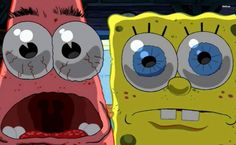Patrick Spongebob HD Wallpaper