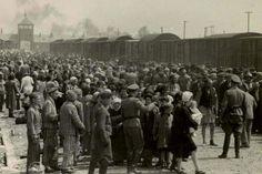 Laderampe Auschwitz-II (Birkenau), Polen