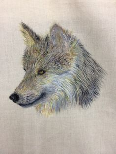 wolve handmade by DSD Handmade, Hand Made, Handarbeit