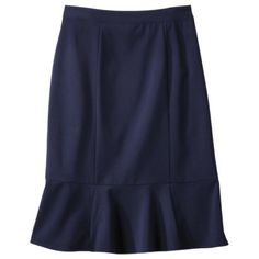 Merona® Women's Peplum Skirt - Assorted Colors
