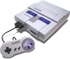 Super Nintendo-Was a great system.  Probably the only system I spent some money on games for.  This is the system that gave me Super Metroid!  Those were the days!