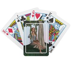 #Fantasy #Swing Bicycle #Card #Decks
