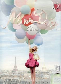 Miss Dior Cherie - possibly my favourite advertisement ever!