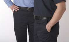 These Flat Front Work Pants are made with a blend of poly/cotton giving them an amazing fabric density, making them more robust and durable. Mobb, Bib Overalls, Work Shirts, Work Pants, Work Wear, Canada, Brass, Closure, Zipper
