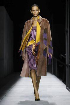 Bottega Veneta Ready to Wear Fall Winter 2018 New York                                           #BottegaVeneta #NFW #newyorkfashionweek #readytowear #runway #fashion