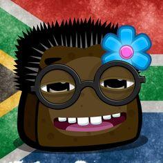 Nelson Mandela la tostada, nelson mandela