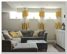 Attractive Curtains For Short Windows   Google Search