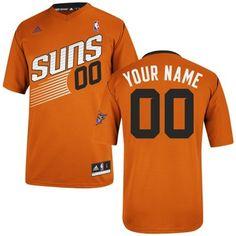 adidas Phoenix Suns Custom Mens Replica Alternate Jersey