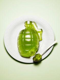 Jello Grenade