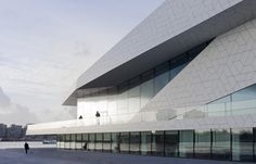 Architectura en Holanda: EYE Film Institute, Amsterdam • Volgende halte