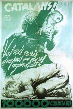 [Cartells] Fil dels cartells històrics de la causa nacionalista - Fòrums - Racó Català