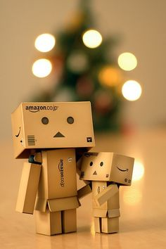Danbo large and small