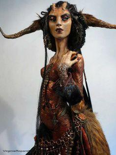 Virginie Ropars Art Dolls