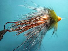 Jay Nicholas demonstrates how to tie a Copper Miner Tube Fly for Salmon and Steelhead. This tube flies color combination is often over-looked but can be very effective. The flashabou hackle for the fly was inspired by Scott Howell's Prom Dress fly pattern.