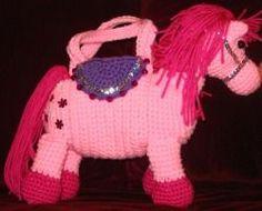 HORSE PURSE FREE PATTERN!! at long last!! - Kristieskids