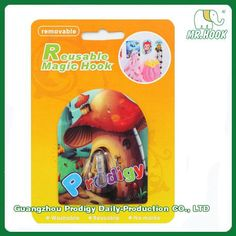 #reusablemagichook  #magichook #reusablehook http://www.gzprodigy.com/product-category/hook/magichook/