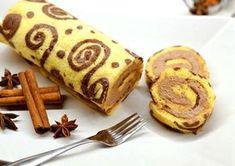 Nutellás-mézeskalácsfűszeres piskótatekercs Christmas Sweets, Xmas, Hungarian Recipes, Hungarian Food, Nutella, Cookie Recipes, French Toast, Recipies, Healthy Recipes