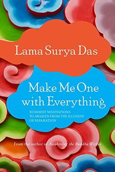 Make Me One with Everything by Lama Surya Das, out in May 2015.