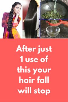 After just 1 use of this your hair fall will stop Today I am going to share one secret hair growth oil that you can simply prepare at home and will stop your hair fall completely To prepare this oil you will need 1/2 sup Sesame oil 2 aloe vera leaves 1 bowl curry leaves 1 spoon fenugreek seeds Parachute hair oil What to do: In …