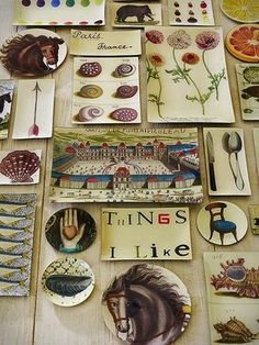 Decoupage plates by John Derian- maybe DIY to hang on kitchen wall? Art And Illustration, Decoupage Plates, Decoupage Ideas, By Any Means Necessary, Diy Projects, Diy Crafts, Crafty, Creative, Gifts