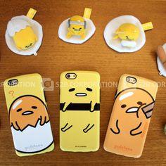 Genuine Gudetama Combo Case Galaxy S6 Case Galaxy S6 Edge Case 9 Type Korea made #SanrioGudetama