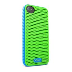 Amazon.com: iFrogz Breeze Case for iPhone 5 - Retail Packaging - Green/Blue: Cell Phones & Accessories