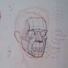Head chat #art #artist #figure #drawing #lifedrawing #anatomy #anatomydrawing…