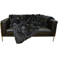 Fur Throw, Soft Furnishings, Luxury Homes, Home Accessories, Love Seat, Couch, Furniture, Home Decor, Luxurious Homes