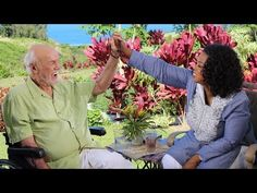 """Watch the First Minute of """"Super Soul Sunday"""" with Ram Dass"""