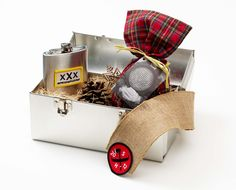 Elements Holiday Gift 2012 - Lumberjack Breakfast: Stay Hungry!