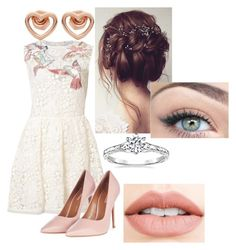 """""""Easter"""" by ap321123 on Polyvore featuring RED Valentino, Topshop, Marc by Marc Jacobs and Jouer"""