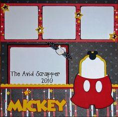 Mickey Layouts