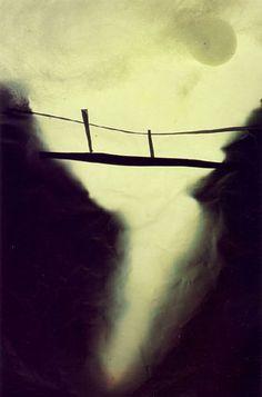 Gordon Parks - The Bridge - 1995