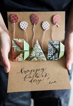 DIY father's day : DIY Father's Day Card